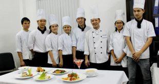 Nghề nấu ăn học nhanh rể kiếm việc
